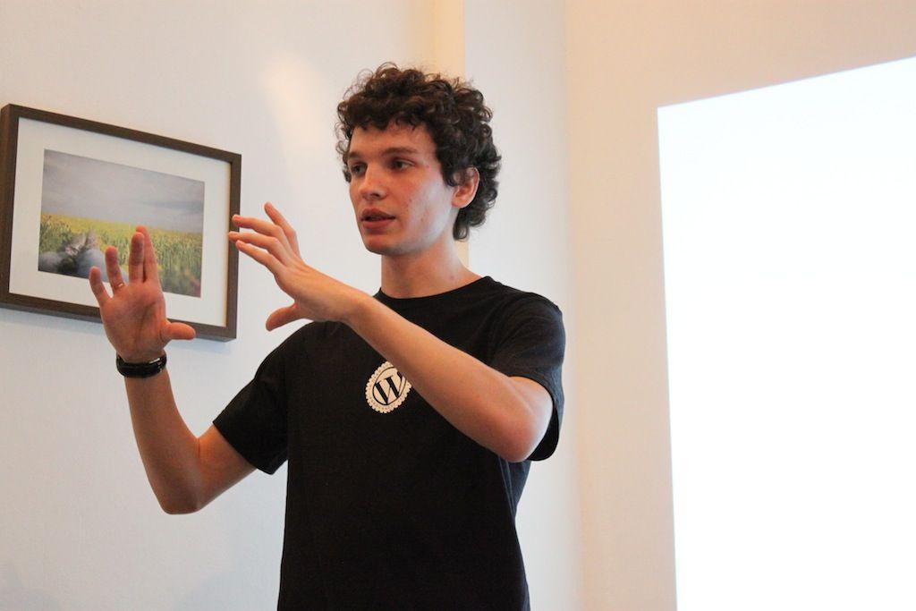 Konstantin on WordPress