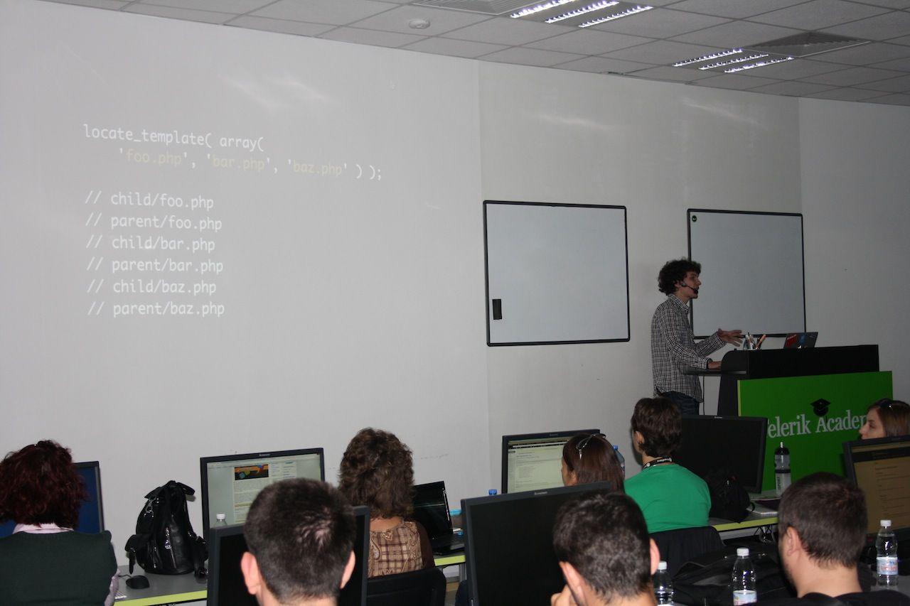 WordCamp Sofia 2013